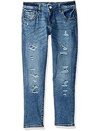 Girls' Big Girlfriend Jeans,