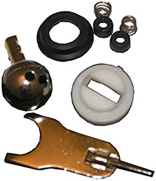 Brass  Faucet Seats and Springs Kit Delta  0.5 in