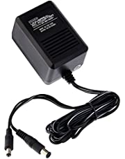 Retro-Bit AC Power Adapter-Black, All Nintendo Consoles