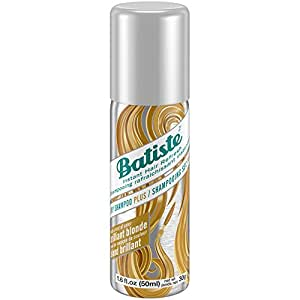 Amazon.com: Batiste Dry Shampoo Brilliant Blonde Mini