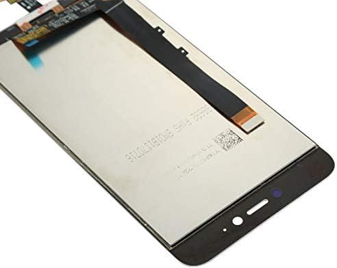 CELINEZL CELINEZL Xiaomi Redmi Note 5A LCDスクリーンおよびデジタイザフルアセンブリ(ブラック) (Color : Gold)
