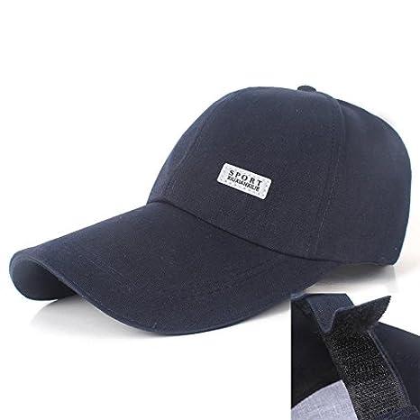 Berretto da baseball cappello visiera da esterno piegare lungo il berretto  con visiera a cappuccio a42ae9fc9949