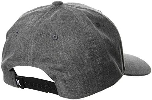 Hurley M Raglan Hat Gorra, Hombre, Black, 1Size: Amazon.es ...