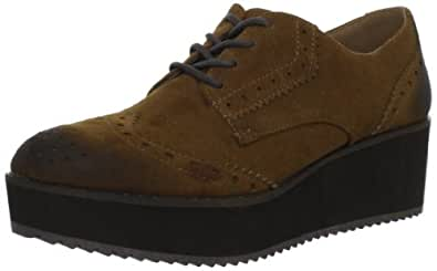 Coconuts by Matisse Women's Russia Flat,Saddle,5.5 M US