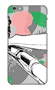 Design High Impact Dirt/shock Proof Case Cover For HTC One M8 (Anime Dogs Bullets Amp Carnage)