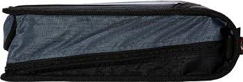 Case-it Mighty Zip Tab 3-inch Zipper Binder, Black, D-146-blk 9