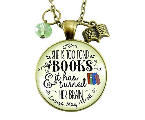 Necklace Book Piece - 24