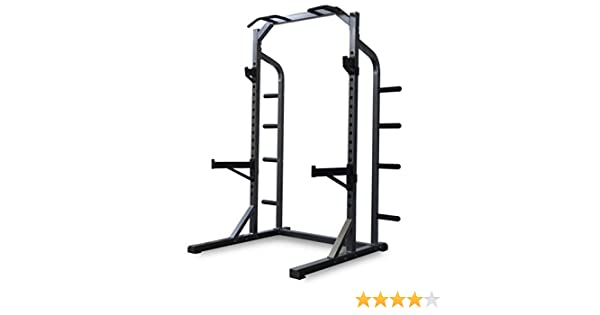 Titanium Strength 470HR Half Rack: Amazon.es: Deportes y aire libre