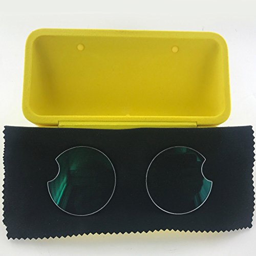 Plano (non-Rx) Lenses For Snapchat Spectacles (Spectacles sold - Spectacle Rx Lens