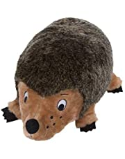 Hedgehogz Grunting Plush Toy for Dogs by Outward Hound, Large