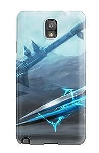 XiFu*MeiExcellent Design Paladin Wow Phone Case For Galaxy Note 3 Premium Tpu CaseXiFu*Mei