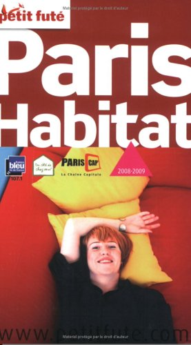 Petit Futé Paris Habitat