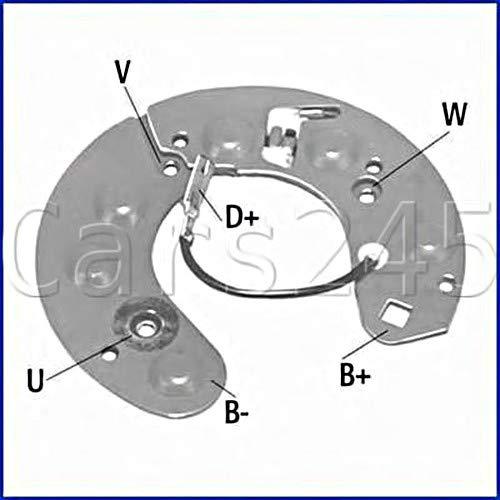 Magneti Marelli 940038236010 Rectifier, alternator: