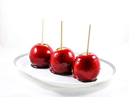 - Old Fashion Red Cinnamon Candy Apple