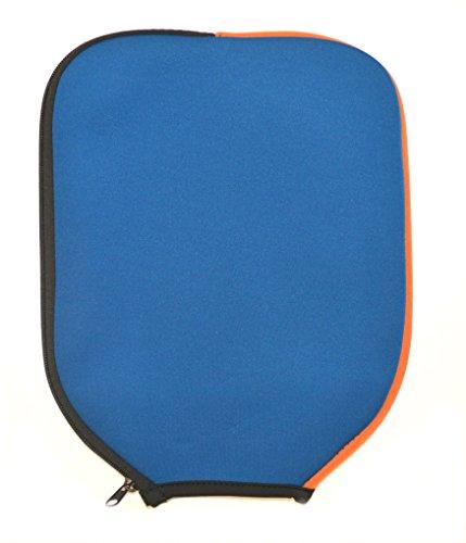 PickleballCentral Neoprene Pickleball Paddle Cover (Blue)
