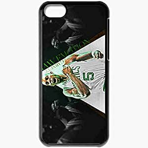 Personalized iPhone 5C Cell phone Case/Cover Skin 14823 kevin garnett1 Black
