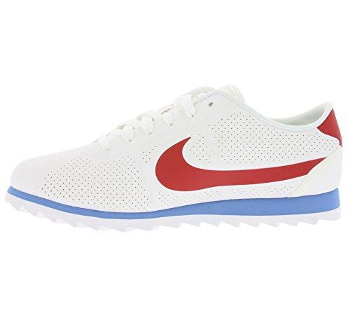Nike 844893-106, Zapatillas de Deporte Mujer Blanco (Summit White / Varsity Red-Varsity Blue)