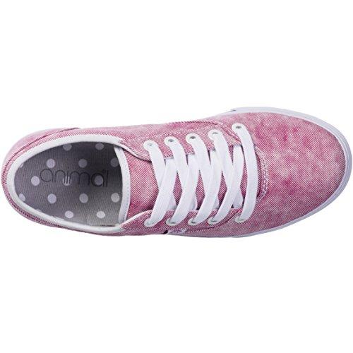Animal Marcy Zapatos Para Mujer Berry