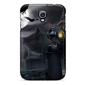 New Arrival House Of Darkness YTkiNMH3163MrtUE Case Cover/ S4 Galaxy Case