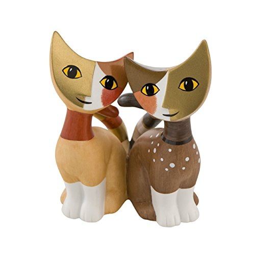 (Tazio e Ilva Rosina Wachtmeister Miniature Cats)