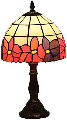 Lámpara De Mesa De Estilo Tiffany, Accesorios De Iluminación De ...