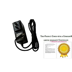 UpBright NEW AC/DC Adapter For Radio Shack PRO-197 Pro-2055 PRO-2096 Cat. No. 20-197 20197 20-428 20428 RadioShack Digital Trunking Desktop Mobile Radio Scanner, PRO-2054 CD Radio Power Cord Charger