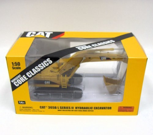 - 1/50 CAT 365B L Series Hydraulic Excavator, Core by CAT