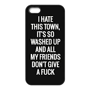 iPhone 5,5S phone cases Black Rock Band ADTR A Day To Remember Phone cover NAS3846138