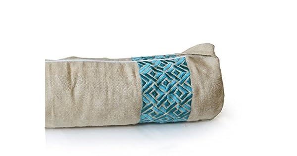 Amazon.com: Amore Beaute – Bolsa de yoga hecha a mano ...