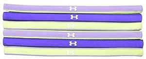 Under Armour Women's Mini Headbands, Europa Purple (540), One Size
