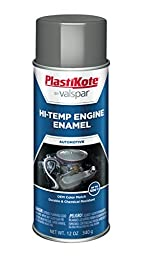 PlastiKote (216-6PK) New Ford Gray Engine Enamel - 12 oz., (Pack of 6)