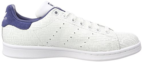 0 Baskets footwear footwear Blanc noble Smith White Stan Femme White Indigo Adidas xwTB76H