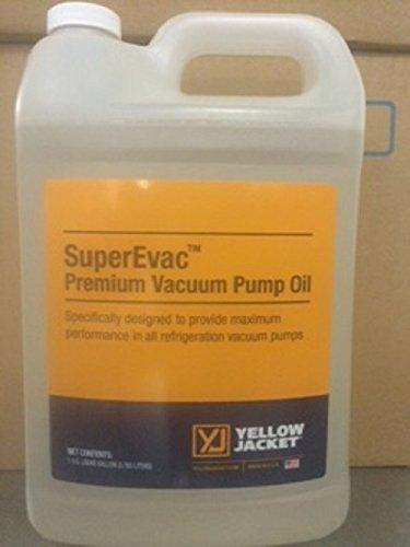 Yellow Jacket 93194 SuperEvac Vacuum Pump Oil- Gallon