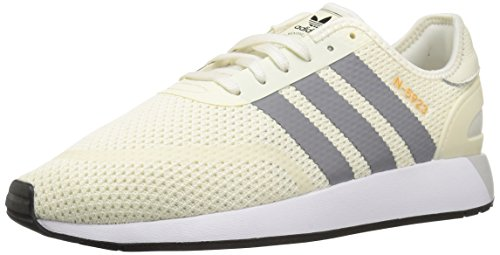 adidas Men's N-5923 Sneaker Off White, Grey Three Fabric, Grey Three Fabric