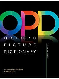 Amazon english as a second language books oxford picture dictionary third edition fandeluxe Choice Image