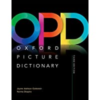 Oxford Picture Dictionary Monolingual Dictionary