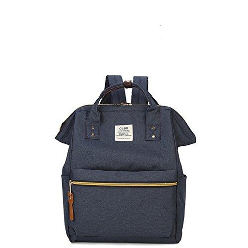 Bolso de escuela/Los amantes del ocio mochila/ mochila de estudiante de secundaria/ deportes bolsa-A F