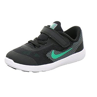 Amazon.com  Nike Baby Boy's Revolution 3 Athletic Shoe  Running