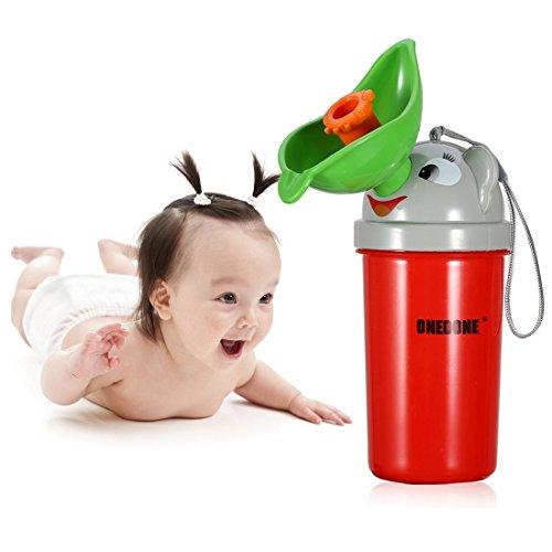 ONEDONE Portable Child Potty Urinal Emergency Training product image