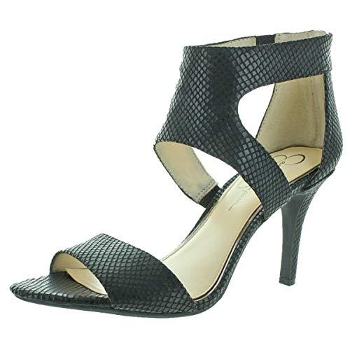 Jessica Simpson Mekos Women's Dress Sandals Heels Black Size 10.5