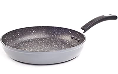 Stone Earth Pan by Ozeri, 100% PFOA-Free Stone-Derived Non-Stick Coating from Germany