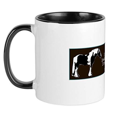 (CafePress Heaven Irish Cob Mug Unique Coffee Mug, Coffee Cup)