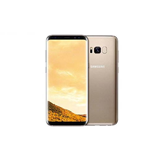 1.7 System Ghz (Samsung Galaxy S8 Plus (S8+) (SM-G955FD) 4GB RAM / 64GB ROM 6.2-Inch 12MP 4G LTE Dual SIM FACTORY UNLOCKED - International Stock No Warranty (MAPLE GOLD))
