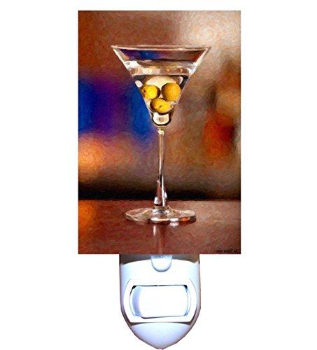 Olive Martini Decorative Night Light