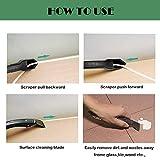 Crenics Caulking Tool Kit, Silicone Caulk Nozzle