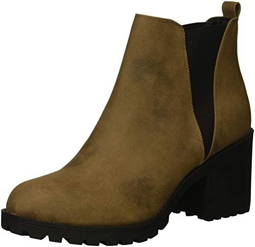 Dirty Laundry by Chinese Laundry Women's Lisbon Ankle Boot, Espresso, 8 M US