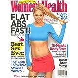 Women s Health Magazine - Super Hot Anna Kournikova on Cover (November, 2011)