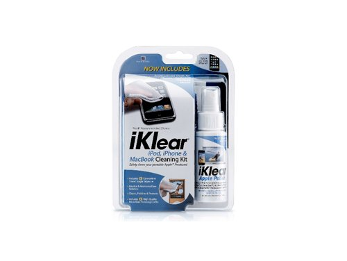 Klear Screen iKlear iPod, iBook and PowerBook Cleaning Kit, Best Gadgets