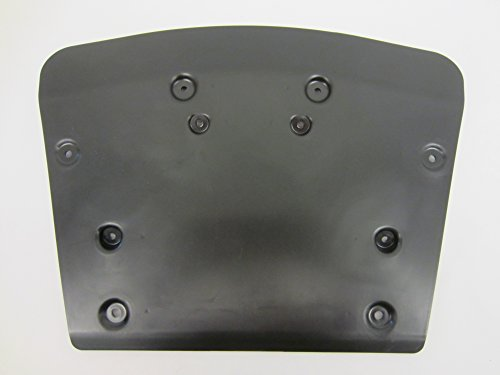 [Can-Am New OEM Spyder Roadster Skid Plate 705002837 RT RS RTS ST STS] (Oem Skid Plate)