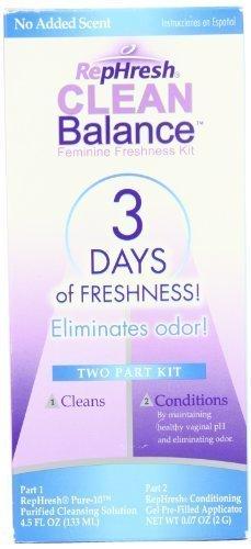 RepHresh Clean Balance Feminine Freshness Kit 1 Each by Rephresh - Rephresh Clean Balance